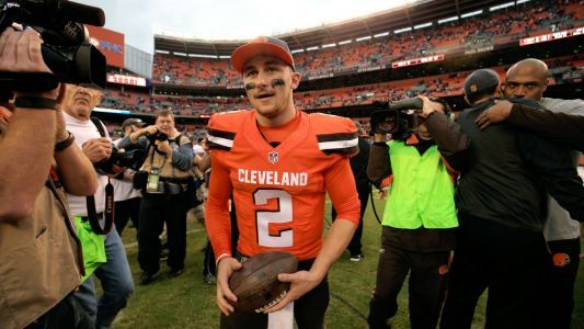 Johnny Manziel says he's signing CFL contract
