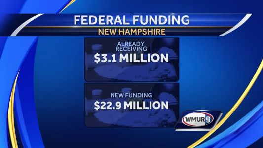 Federal funding for New Hampshire's opioid crisis rises under new federal spending bill