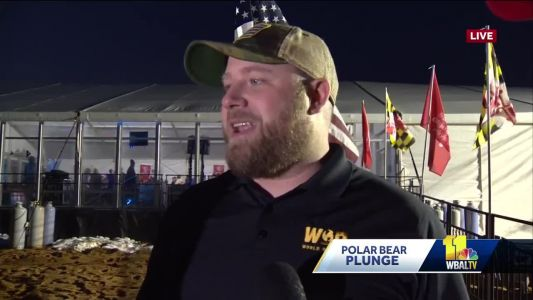 Super Plunger hooked after seeing passion of Special Olympics athletes