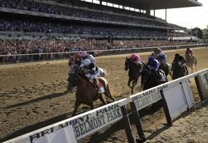 Belmont Stakes to be held June 20 without spectators as first leg of Triple Crown