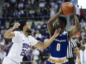Bane rallies No. 20 in second half to for opening 66-61 win