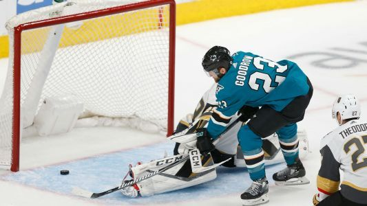 NHL playoffs 2019: Sharks on to second round thanks to unlikely OT hero Barclay Goodrow