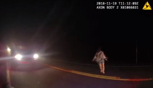 Video: Woman purposely dropped infant while running through traffic, deputies say