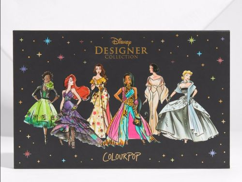 ColourPop's latest makeup collection is inspired by your favorite Disney princesses - and you'll want to buy it all