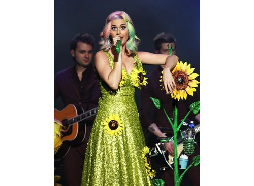 Did This Dress Get Katy Perry Banned from China?