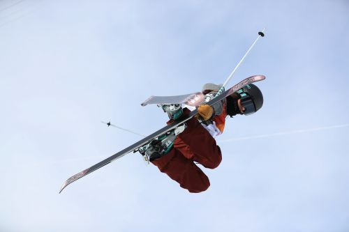 Carmel native takes bronze in Olympic women's freestyle skiing halfpipe