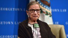 Supreme Court Justice Ruth Bader Ginsburg Might Be Coming To A Movie Theater Near You