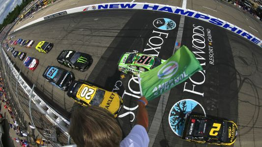 What time does the NASCAR race start today? Schedule, TV channel for New Hampshire