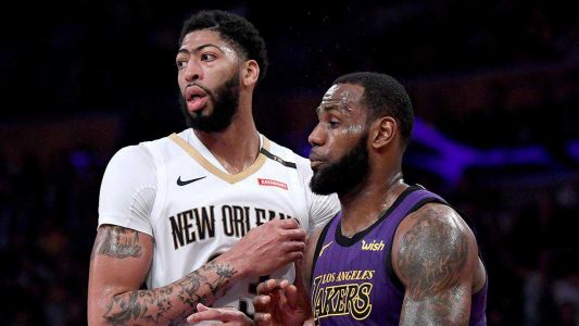 Former Kentucky Wildcats star Anthony Davis traded to Lakers