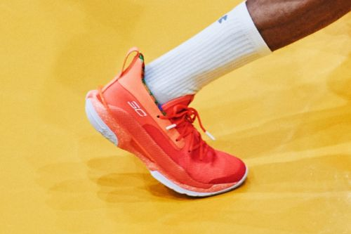 Under Armour Curry 7 Goes Sour Then Sweet With Sour Patch Kids Collab