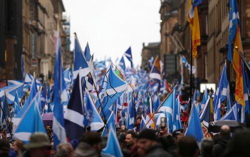 A New Scottish Independence Vote Seems All but Inevitable