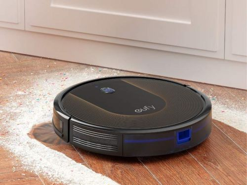This $300 Wi-Fi-connected robot vacuum let me clean my floors using Alexa and Google Assistant - I can also use the app to start a floor cleaning from anywhere