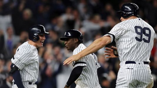 Yankees 'win' mini-feud with ESPN, as they're dropped from 'Sunday Night Baseball'