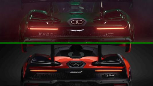 Here's Why The McLaren Senna Has Different Exhausts In America