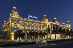 Radisson Blu Opens In Ajman, United Arab Emirates