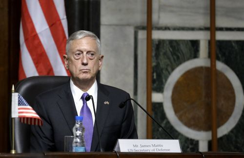 Mattis: The US will keep pushing for diplomacy with North Korea