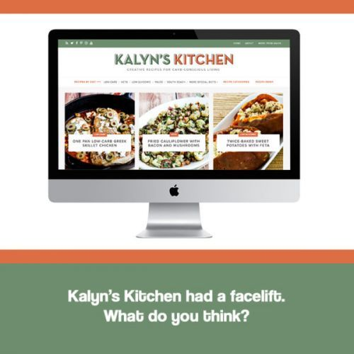 Welcome to the New-and-Improved Kalyn's Kitchen!
