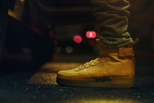 Odell Beckham Jr. Embraces NYC With New Nike SF AF-1 Mid
