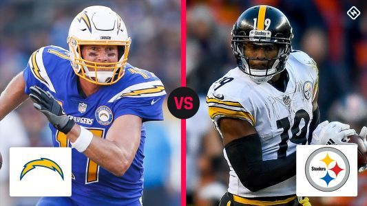 Chargers vs. Steelers: Score, live updates, highlights from Sunday night game in Pittsburgh