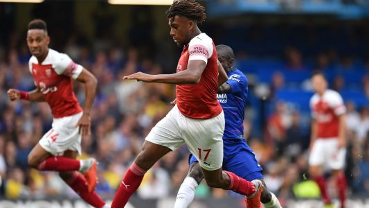 Alex Iwobi urges Arsenal to 'go again' after Chelsea loss