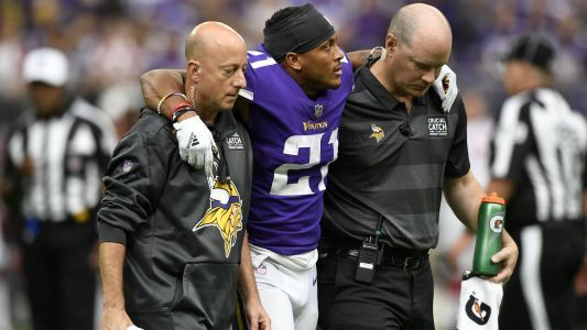 Mike Hughes injury update: Vikings first-round pick out for season with torn ACL