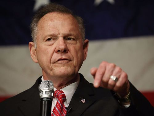 'Roy Moore is in hiding': Alabama GOP candidate is dodging the spotlight 2 days before the election