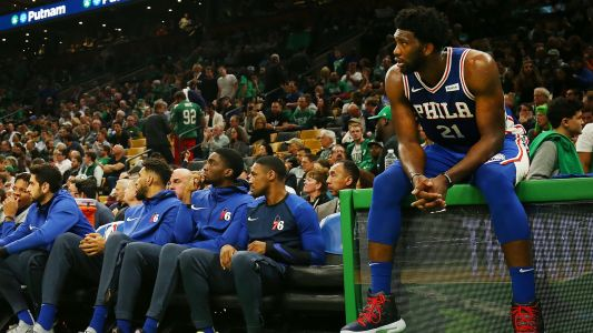 Celtics send 76ers strong message on opening night: 'This is not a rivalry'
