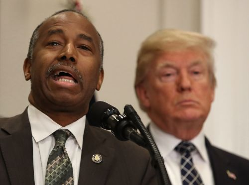 GOP congresswoman blames the 'deep state' for buying Ben Carson's outlandishly expensive dining set