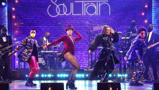 7 Moments We Loved At The 2020 Soul Train Awards