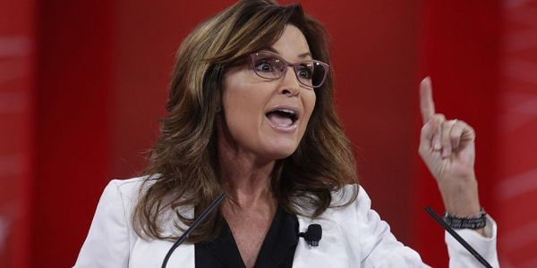 Sarah Palin says she was 'duped' into participating in a sham interview with Sacha Baron Cohen, alleges she was dropped off at the wrong airport