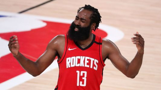 James Harden says he did everything he could for the Rockets. He's wrong