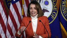 Speaker Of The House Race Continues As Nancy Pelosi Remains Confident