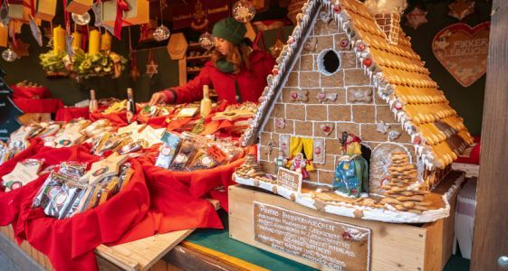 7 Impressive Gingerbread Creations to Check Out During Your Travels