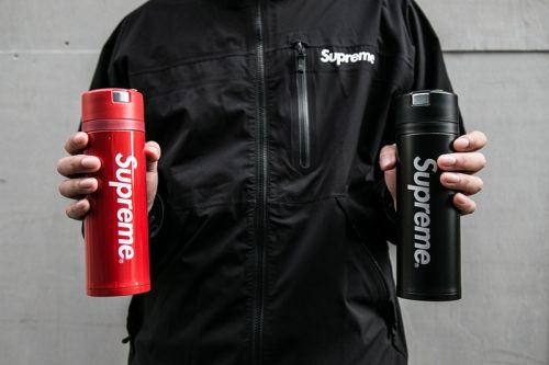 Supreme's Latest Drop Brought London out for Winter-Ready Fits