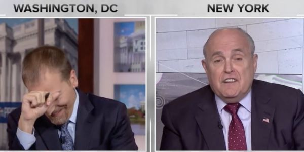 Rudy Giuliani says he doesn't want Trump to get stuck a perjury trap in an interview with Mueller because 'Truth isn't truth'