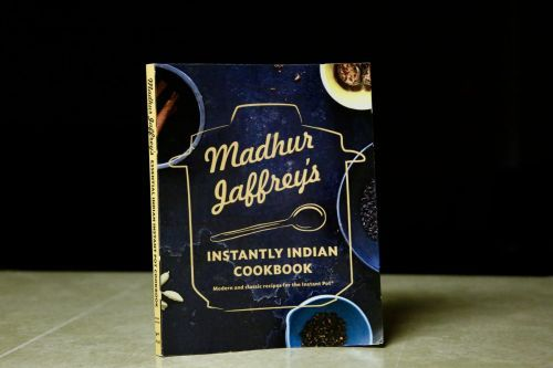 Madhur Jaffrey Unleashes her Magic on the Instant Pot