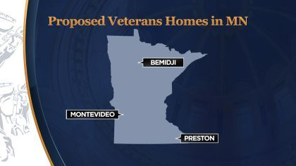 GOP Lawmakers Seek Vikings Stadium Money For Veterans Homes