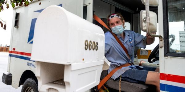 What you need to know about US Postal Service's funding crisis, and how it could impact your vote in the November election