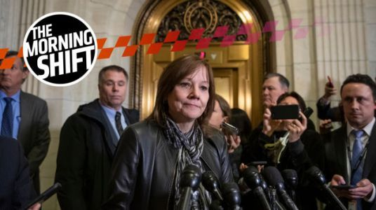 Mary Barra Faces Heat From Congress on the GM Plant Closings but Isn't Backing Down
