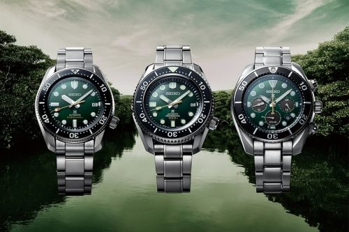 Seiko Celebrates Its 140th Anniversary With a Bevy of Limited Editions