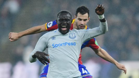 Hodgson accuses Niasse of diving to win Everton penalty