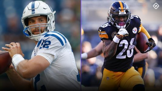 Fantasy Football Updates: Le'Veon Bell holdout, Andrew Luck and Adam Thielen injuries affecting fantasy rankings
