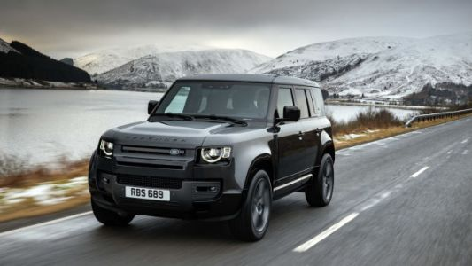 Land Rover Defender Adds A V8, But You'll Lose The Good Colors For The Privilege