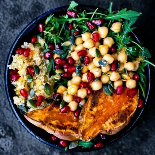 Moroccan Lunch Bowls
