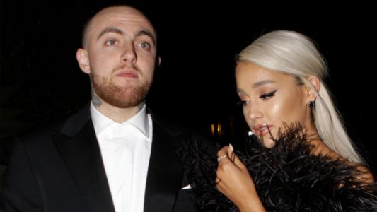 Ariana Grande Is In Therapy To Cope With Mac Miller's Tragic Death