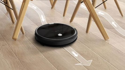 Treat Yourself to a Robotic Vacuum For As Little As $135