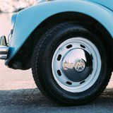 Make Your Tires and Hubcaps Look Brand New