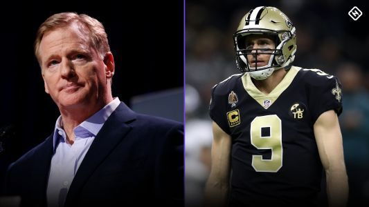 Saints say Roger Goodell lied about talking to them regarding blown call in NFC championship