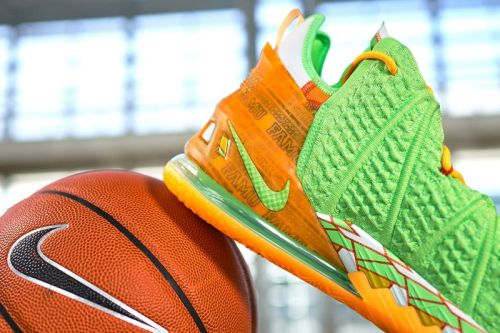 Florida A&M's Basketball Teams Will Wear LeBron James-Branded Nike PEs and Uniforms