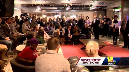 Maryland senators participate listen to small business owners impacted by shutdown